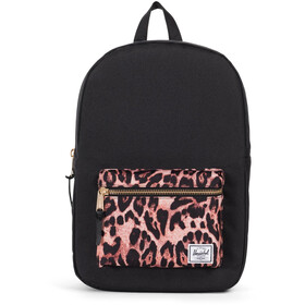 Herschel Settlement Mid-Volume Backpack Black/Desert Cheetah
